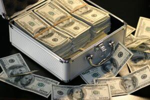 基軸となる通貨