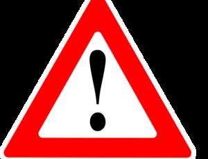 注意の画像