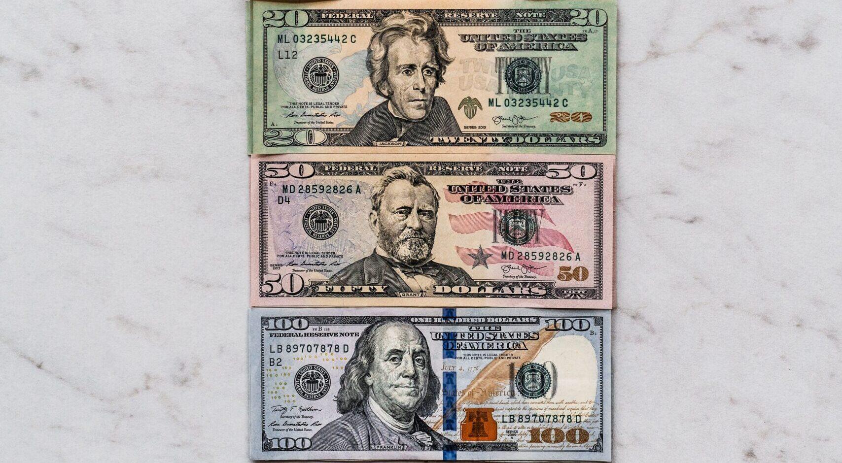 ドル紙幣の画像2